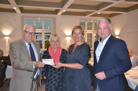 Spende des Lions Club Ludwigsburg