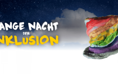 Informationen zur Langen Nacht der Inklusion 2021 online